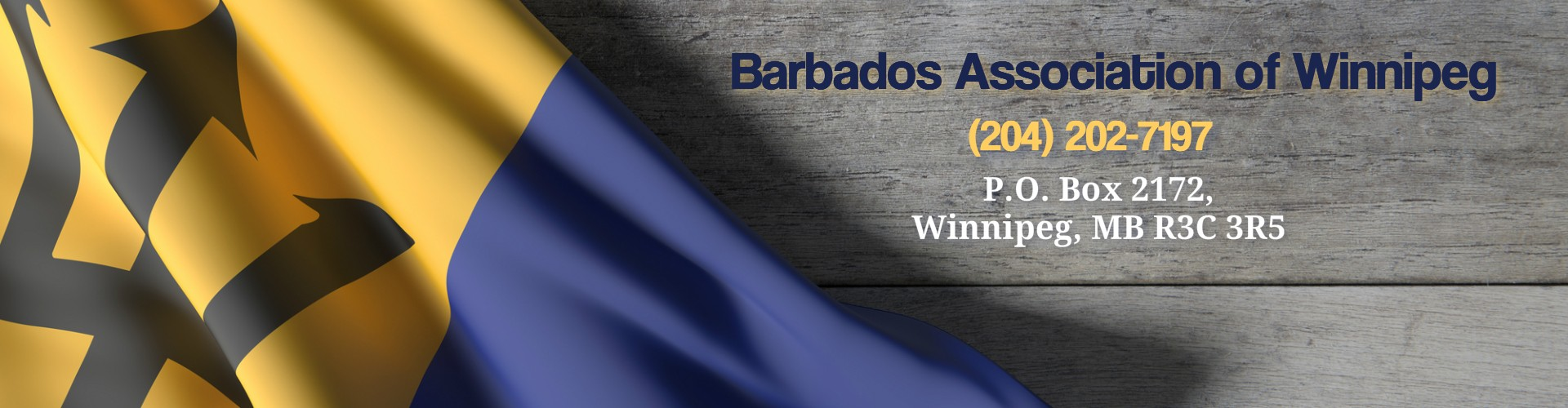 Barbados Association of Winnipeg HEADER IMAGE